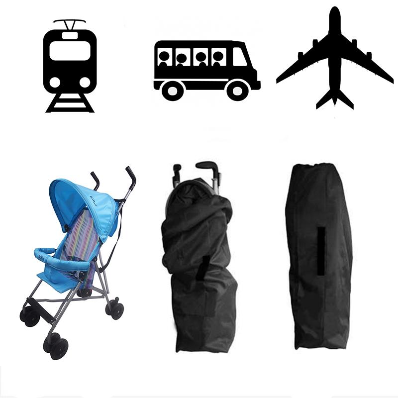 Оксфорд детские коляски чехлы зонтик коляски дорожная сумка защита детские коляски сумка коляска аксессуары путешествия-помощник