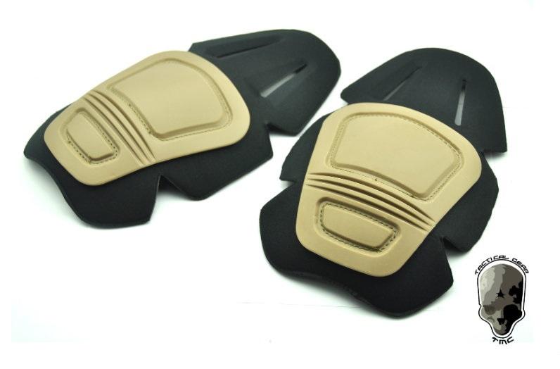 TMC Sports gear G3 Protective Pads TMC DP style knee Pads Set for Combat pants TMC1271(China (Mainland))