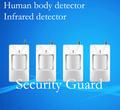 Hot Selling wireless passive infrared detector PIR Sensor 315M 433MHz for GSM Alarm System for PSTN