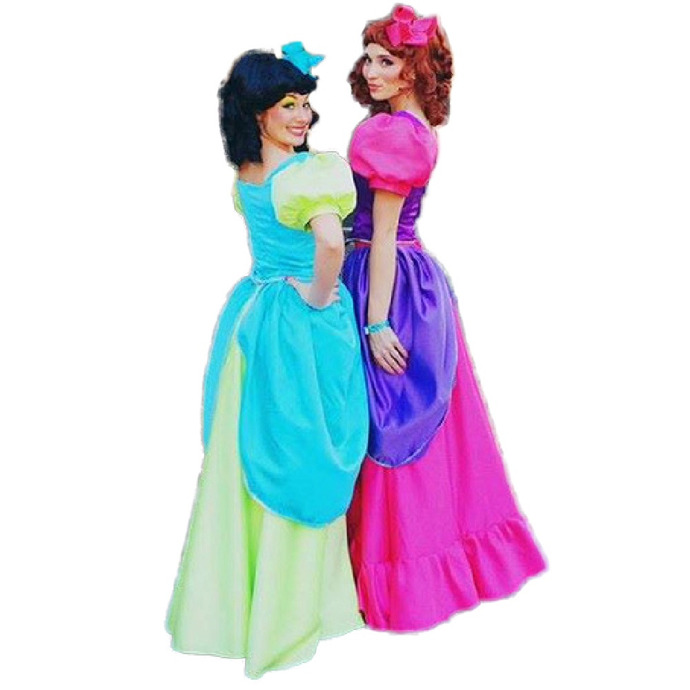 Purple green Evil Sisters costume adult Cinderella party halloween costumes for women cosplay dress custom plus sizeОдежда и ак�е��уары<br><br><br>Aliexpress