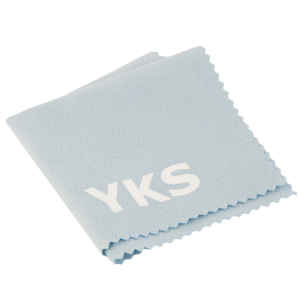 High Quality Phone Screen Camera Lens Glasses Cleaner Cleaning Cloth Dust Remover Cloth with YKS Pattern(China (Mainland))