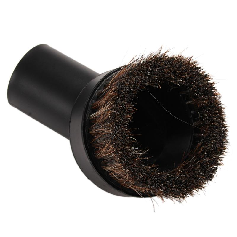 1PC Dust Cleaning Brush Cleaner Mini Round Small Mute Vacuum Cleaner Industry Brushes Home Accessories AY875224(China (Mainland))
