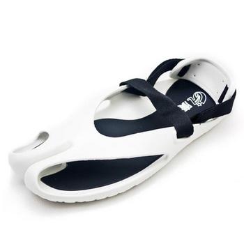 Аутентичные мужчины летние сандалии мужчин пляж тапочки личности прилив корейский ...