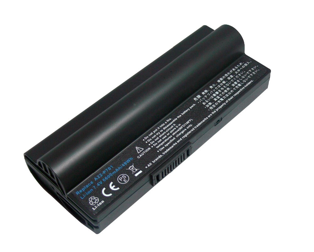 Battery-NAA047 Replacement for ASUS Eee PC Series UMPC, NetBook & MID Battery(China (Mainland))
