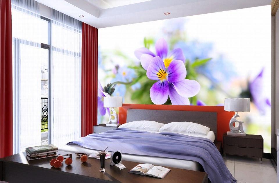 2015 sale large magnolia orchid flower painting print hd. Black Bedroom Furniture Sets. Home Design Ideas