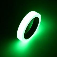 10M 20mm Luminous Tape Self-adhesive Warning Tape Night Vision Glow In Dark Safety Security Home Decoration Luminous Tapes(China (Mainland))