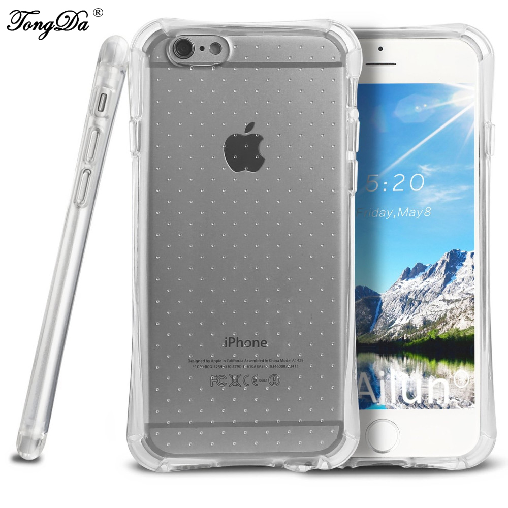 For iPhone 5 5S SE 6 6S Plus New Slim Rubber Phone Cover Silicone Gel Case For Samsung Galaxy S6 S7 Edge Plus Free Shipping(China (Mainland))