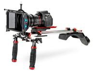 Buy Sunrise video 7D camera slr dslr rig shoulder mount movie kit set cage handle 5DII stabilizer steadicam steadycam filmmaking for $165.00 in AliExpress store