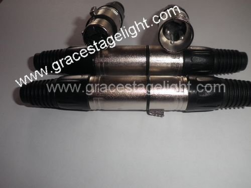 InterNational standard 3 Pin XLR Connector male and female(China (Mainland))