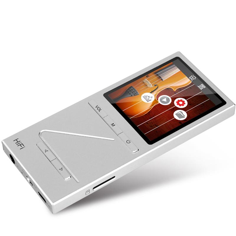ONN X5 8GB Full Metal Professional Lossless HIFI Music Player MP3 Player TFT Screen Support APE/FLAC/ALAC/WAV/WMA/MP3(China (Mainland))