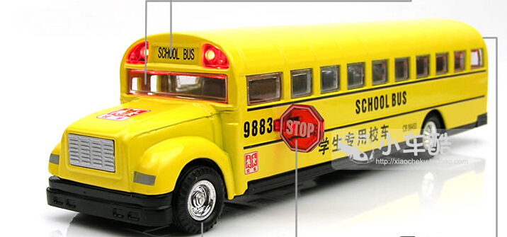 2015 China'S School Bus Brinquedos Kids Toy Cars Toys For Children'S Toys Alloy Car Models Automotivo Toys For Kids SCHOOL BUS(China (Mainland))