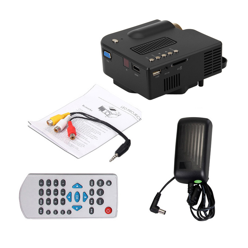 Projectors lookup beforebuying for High resolution mini projector