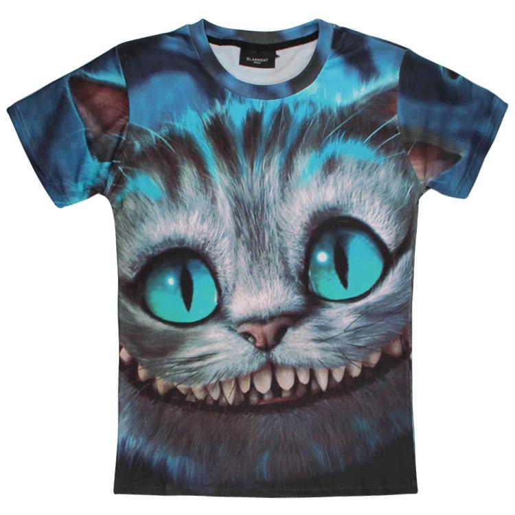 Мужская футболка Steve tee shirts 3D T &