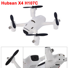 Hubsand X4 Cam Plus H107C+ RC Helicopter 2.4G 6-Axles 4CH Explorers Quadcopter With 720P Camera Headless Mode RC Drone White