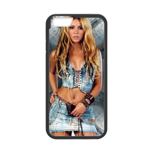 Cell Phone Case Manufacturers Shakira Latin Pop Case for iPhone 6(China (Mainland))