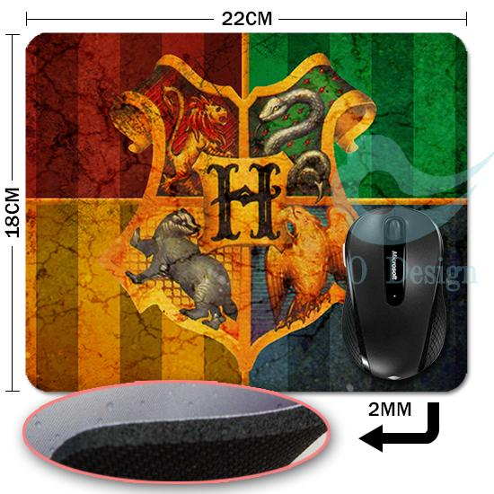 New Free shipping Beautiful and stylish Harry Potter pad mouse case 14 hot For 220x180x2(mm) Customizable<br><br>Aliexpress