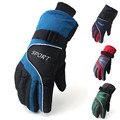 Ski Gloves Men Women Free Size Winter Warm Bike Gloves Windproof Snowboard Ski Gloves Warm Thick