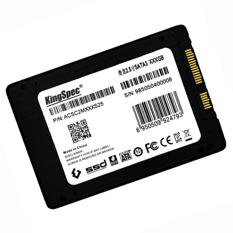 Sale Kingspec 2 5 SATA III 6GB S SATA 3 SATA 2 hd SSD 60GB Solid