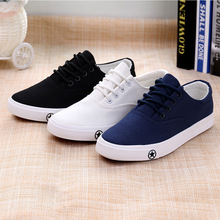 2016 explosion models Korean Women canvas Shoes to help low autumn New heavy-bottomed Shoes Casual shoes white students