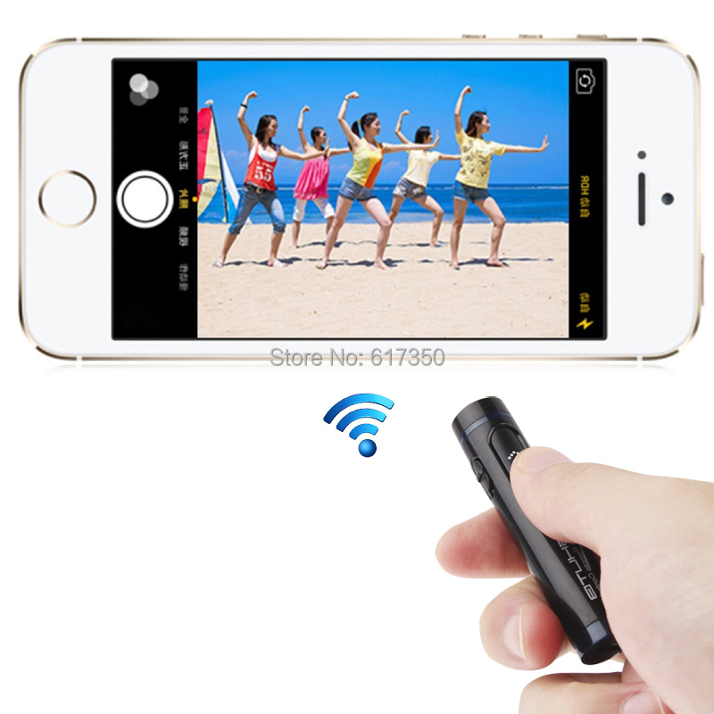 Bluetooth Remote Shutter for iPhone 5 & 5S & 5C for iPad mini for iPad for Samsung Galaxy S5/ G900/ S IV/ i9500/ SIII/ i9300(China (Mainland))