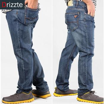 Drizzte плюс большой размер брюки 40 42 44 46 48 50 52 мужские высокой стрейч осень ...