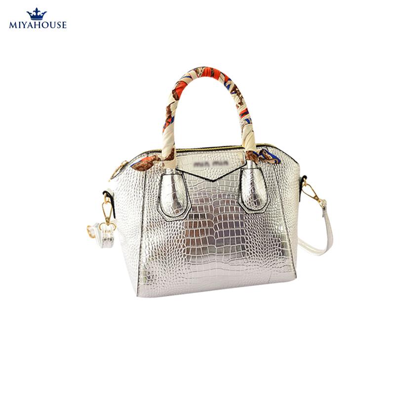 Fashion European Style Women Handbag Silk Lock Design Messenger Bag Vintage Lady Shoulder Bags Elegant Small Tote Shoulder Bag(China (Mainland))