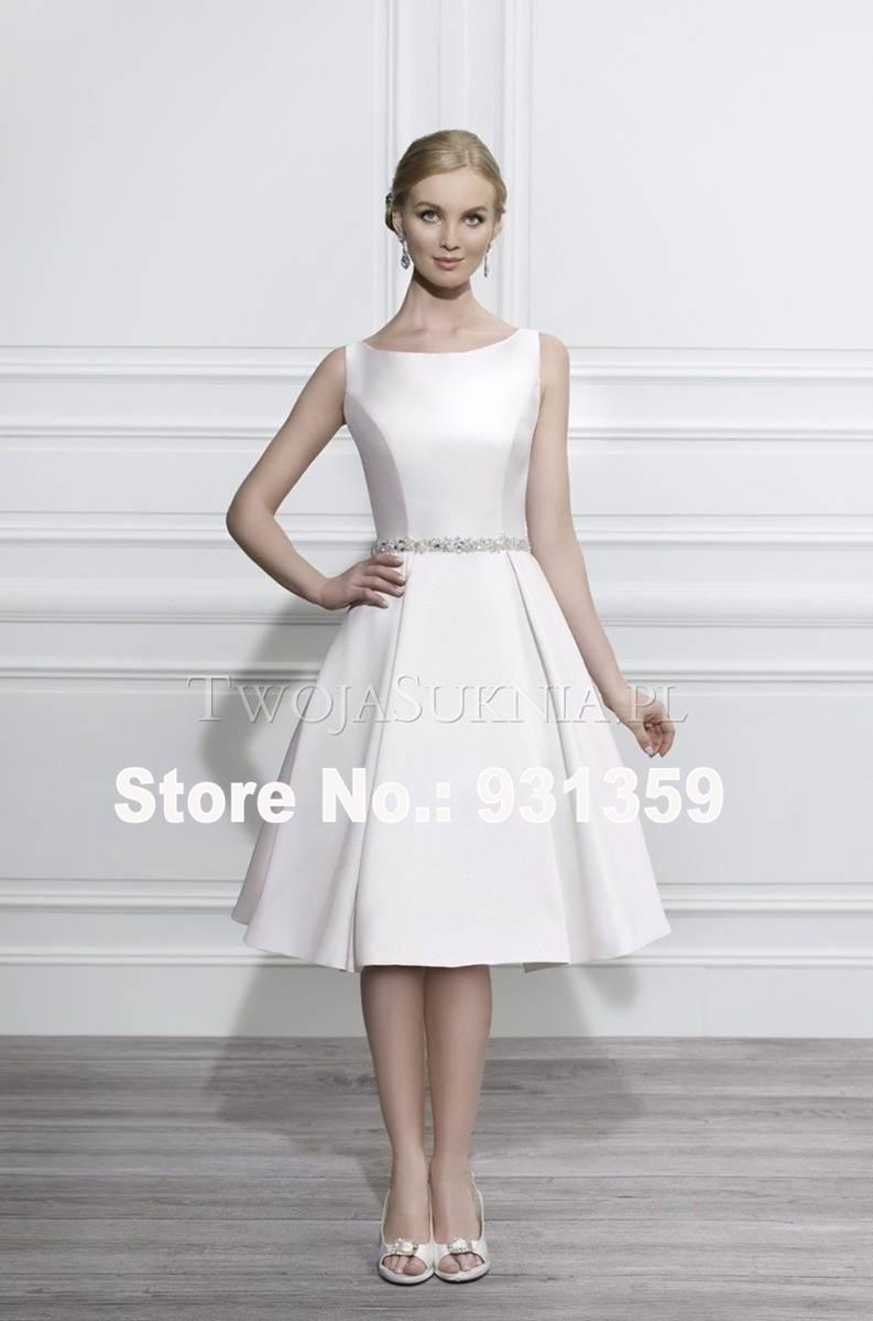 Casual Vintage Wedding Dresses