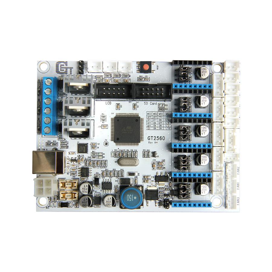 Geeetech GT2560 3D Printer controller board Power Mega2560+Ultimaker Ramps 1.4+Mega2560 - Electronics Flagship Store store
