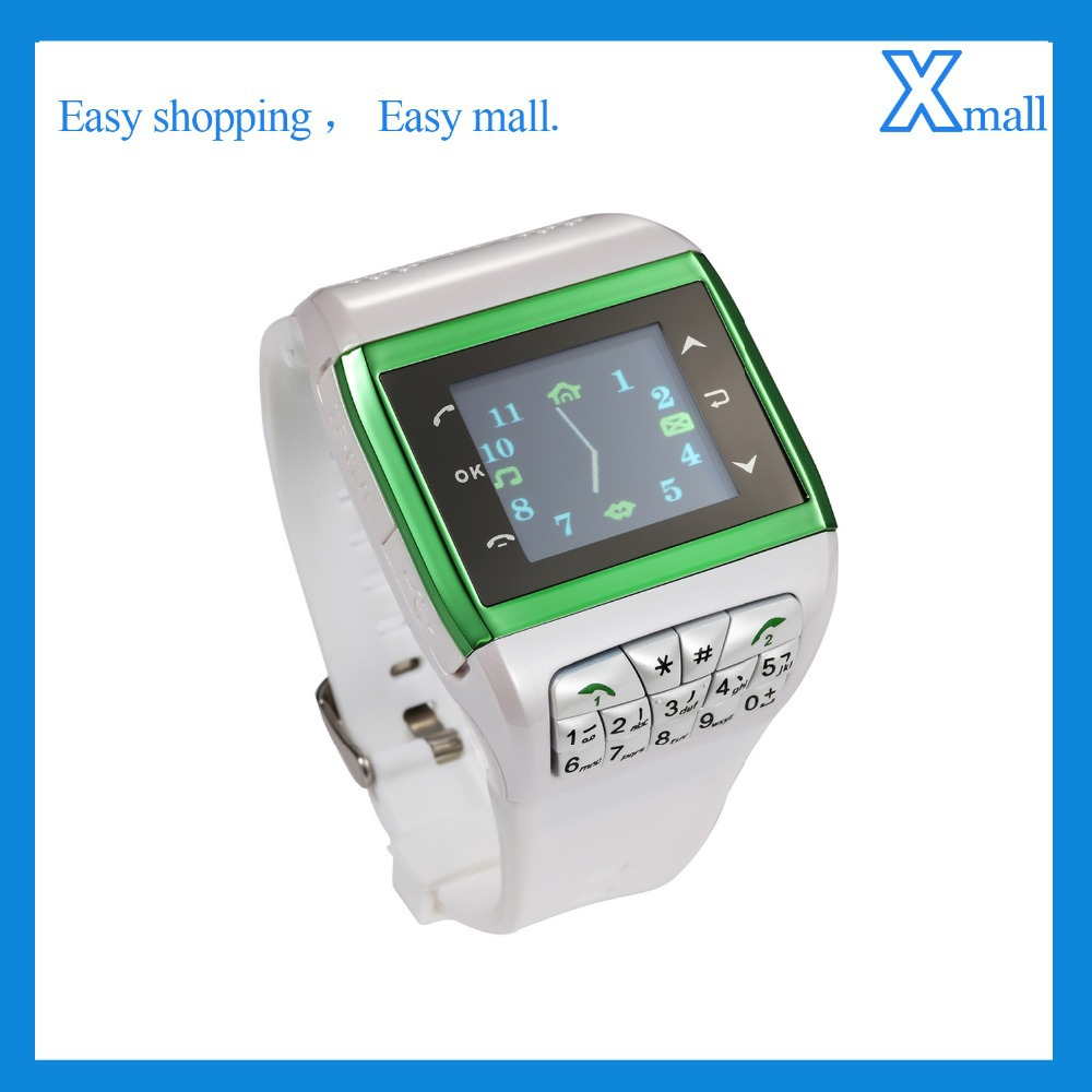 Watch Mobile Touch Screen Quad Band Record Q9 Watch Cell Phone(China (Mainland))
