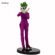 Batman o coringa arkham origens pvc figura de ação collectible modelo brinquedos kt107(China)