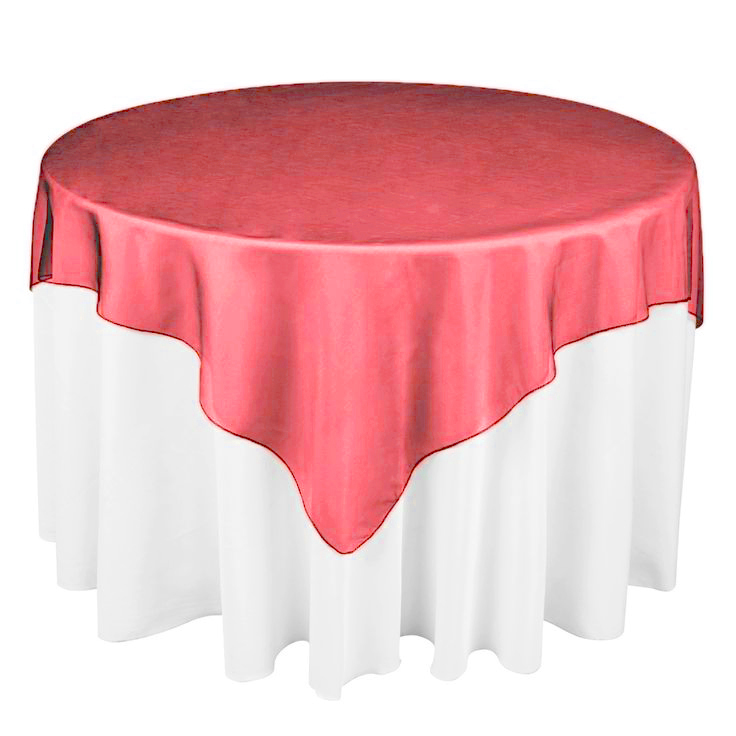 """2015 Fashion style Home table runner 10pcs/lot 180cmx180cm (72""""X72"""") round shape Wedding Banquet Party Tablecloth Overlay(China (Mainland))"""