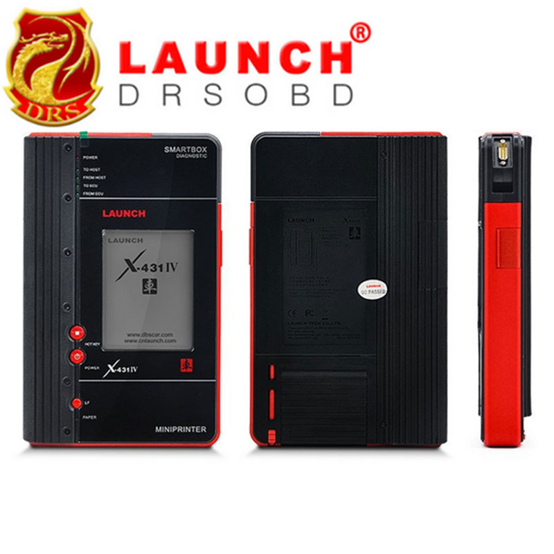 2016 top selling 100% Original LAUNCH X431 IV Professional Car diagnostic tool Free Update Online X-431 Master X431 iv(China (Mainland))