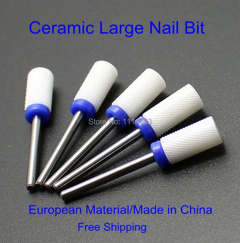 5pcs/lot Professional Manicure Tools 3/32 Shank Polish Salon Nail Used on E-files Free Shipping<br><br>Aliexpress
