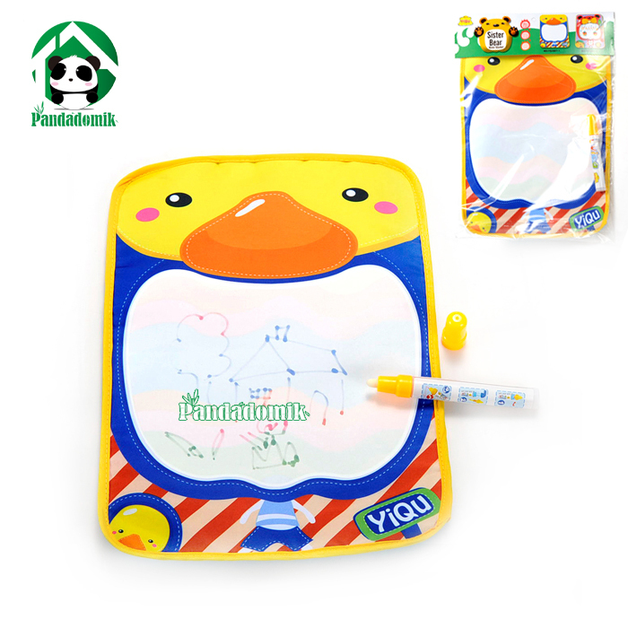 Drawing toys / 36X27cm Multiple colors Water Toys Mat Aquadoodle &1 Magic Pen/Water board/baby play mat