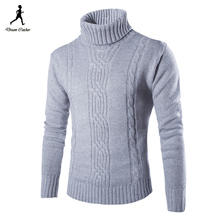 2015 Men Sweater Brand Winter Men Sweater Fashion Knitted Sweater Wool Pullover Men Best Quality Casual Pullover Plus Size