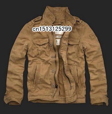 2015 High Quality Mens army soldier Jacket Washing cotton Air force one jacket male S M L XL Plus size Spring Autumn WAJacket(China (Mainland))