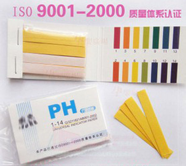 Holiday Sale Measurement Analysis Instruments Brand New PH 1 14 Litmus Paper test Portable strips Indicator
