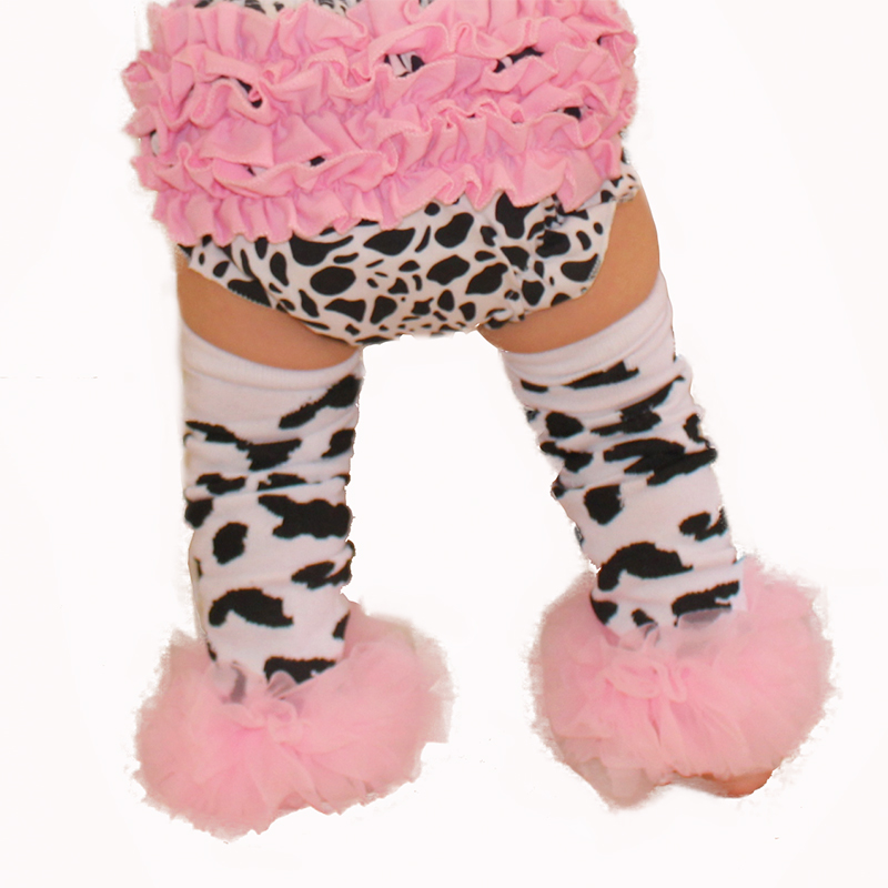 Spring/Autumn Fashion Baby Children Girls Tights 100% Cotton Leopard Cute Lovely Dot Tights For Girl With Bow 2015 New Fashion