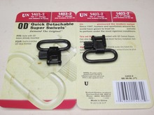 Free shipping Un QD Swivels 1403-2 for 1 Inch Sling  hunting Tactical  Gun Sling swivels