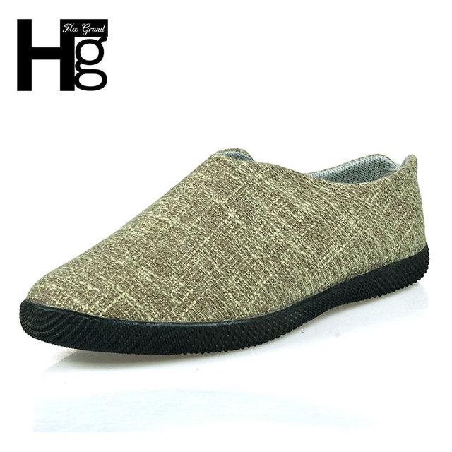 Дышащие белье мужчины свободного покроя обувь удобные плоские твердые туфли-men обувь ...