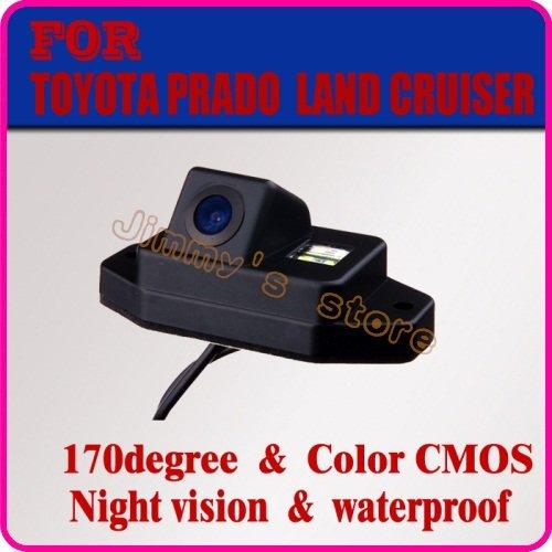 car rear view camera parking monitor reverse system car monitor for TOYOTA PRADO LAND CRUISER 2700 4000 Series night vision(China (Mainland))