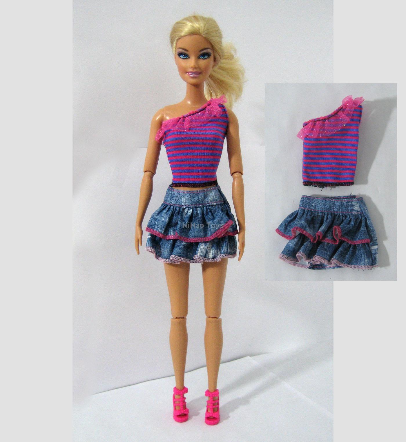 Шьём одежду для Барби ВКонтакте 21