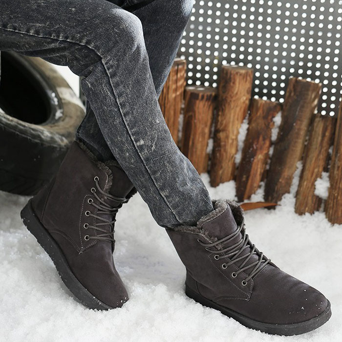 Warm Winter Boots For Men | Homewood Mountain Ski Resort
