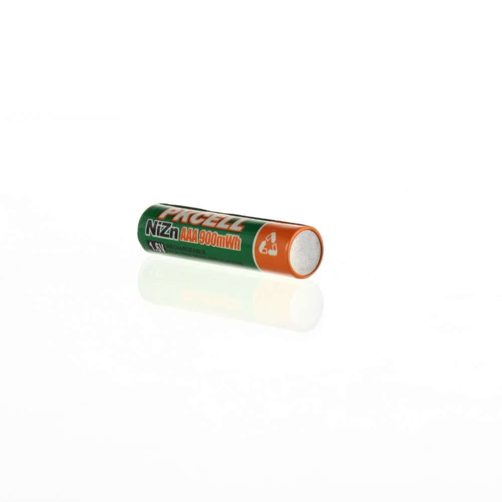 12pcs in bluk NI ZN 1 6v AAA900mWh Rechargeable Battery with High Capacity No Pollution to