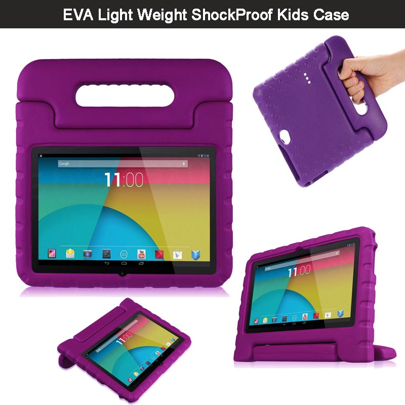 Light Weight Shock Proof Convertible Super Protection Handle Stand EVA Case for Dragon Touch Y88X Plus/ Y88 / Q88/ 7 Inch Tablet<br><br>Aliexpress