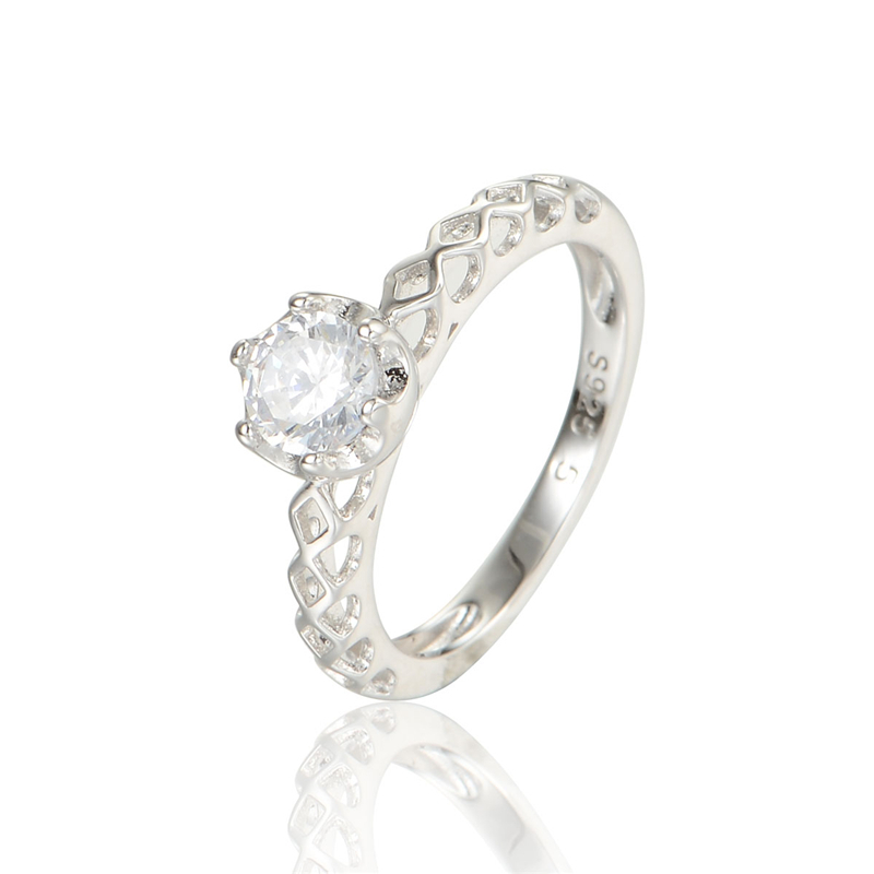 queen cz best friends gay ring 925 sterling silver jewelry