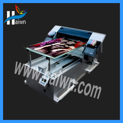 REFLECTIVE FILM PRINTING MACHINE / RUBBER PRODUCTS PRINTER / ALUMINUM ALLOY PLATE PRINTING HAIWN-DB2000(China (Mainland))
