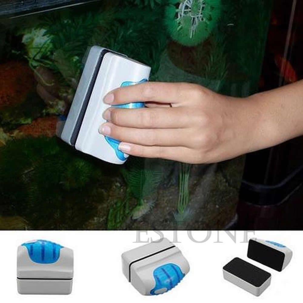Магнитный скребок для аквариума своими руками