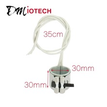 Fit Hole Diameter 30mm AC 220V 85W Heating Element Band Heater for Plastic Injection Machine Discount 50(China (Mainland))