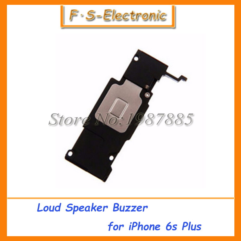 "10pcs/lot new replacement parts buzzer ringer module Loud speaker For iPhone 6S plus 5.5"" loud speaker Replacement Free Shipping(China (Mainland))"